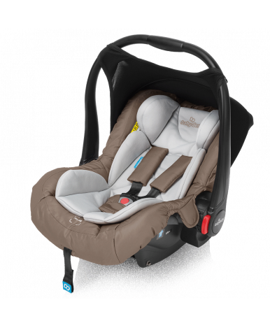 Автокресло Baby Design Leo бежевый (0-13кг)