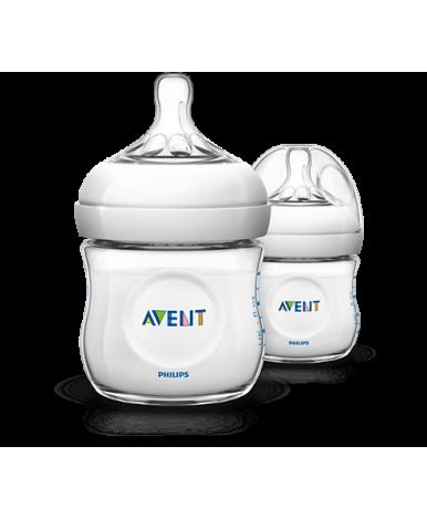 Бутылочка Avent Natural 125мл (цена за штуку)