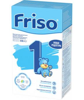 Смесь Friso Lac 1 LockNutri молочная, 350г