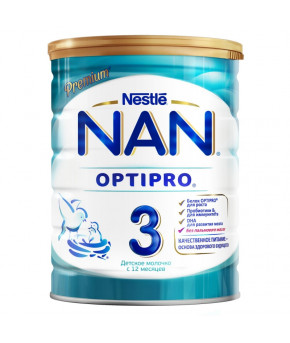Смесь Nestle NAN 3 молочный, 400гр