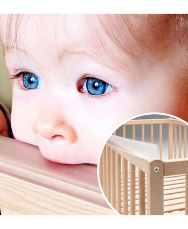 Кровать детская Bambini Euro Style 03, венге (тем. орех)/натуральный