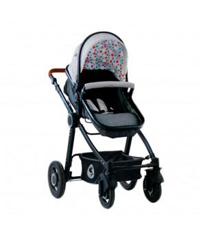 Детская коляска 2  в 1 Lorelli Alexa  Light Grey