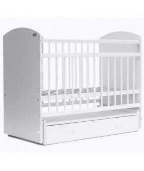 """Кровать детская """"Bambini"""" Elegance 07, белый"""