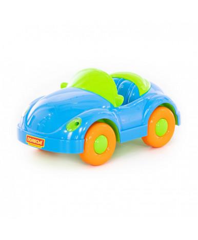 Автомобиль Полесье Альфа синий