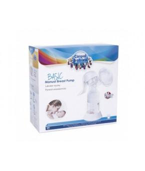 Молокоотсос ручной Canpol + емкости для хранения молока, 120мл