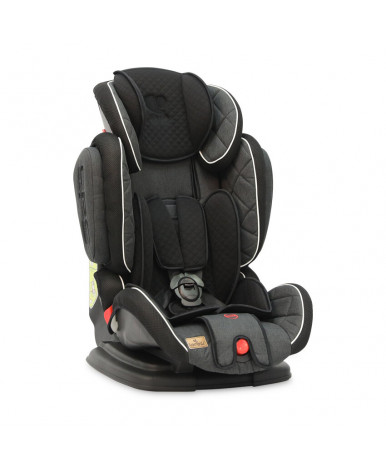 Автокресло Lorelli Magic Premium Black 2020 (9-36кг)