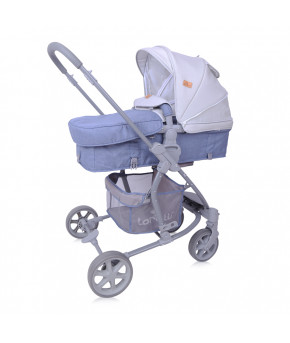 Детская коляска 2 в 1 Lorelli Aster Grey