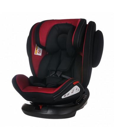 Автокресло Martin noir Grand Fix 360 Melange Red (0-36кг)