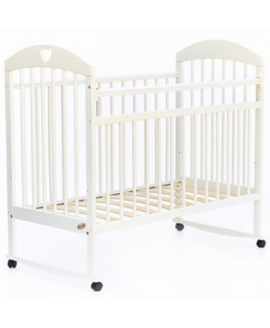Кровать детская Bambini Euro Comfort 18, слоновая кость