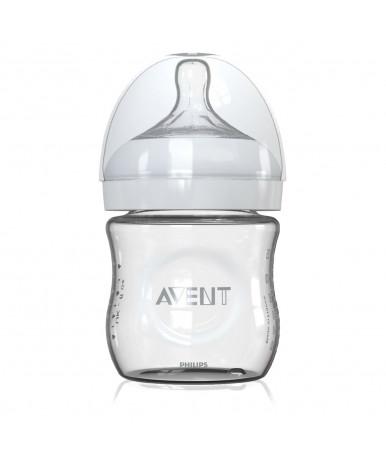 Бутылочка Avent Natural стеклянная 120мл SCF051/17