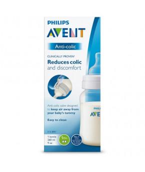 Бутылочка Avent Anti-colic 260мл SCF813/17 ( цена за 1шт)