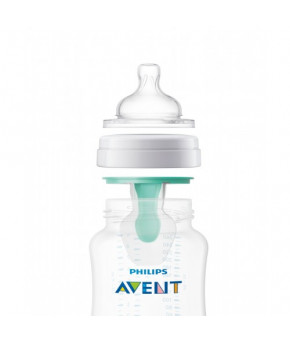 Бутылочка Avent Anti-colic с клапаном AirFree 260мл