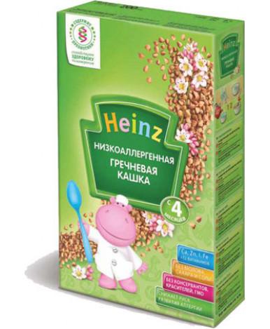 Каша Heinz низкоаллергенная гречневая безмолочная 200г