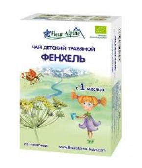 Чай Fleur Alpine Organic фенхель 20пакетиков