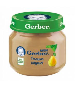 "Пюре ""Gerber"" груша, 80гр"