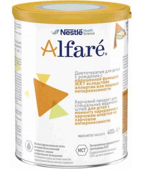 Смесь Nestle Alfare 400г