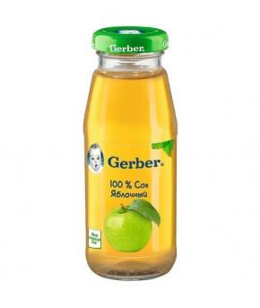 """Сок """"Gerber"""" яблочный, 175мл"""