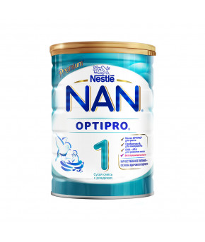 Смесь Nestle NAN 1 OPTIPRO молочная 800г