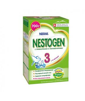Смесь Nestle Nestogen 3 молочная 700г