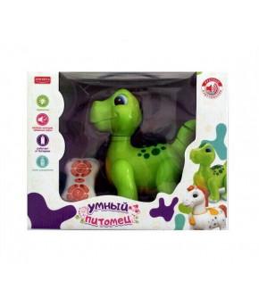 Игрушка интерактивная Умный питомец Динозаврик