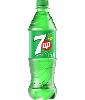 Напиток 7 Up 0,5л