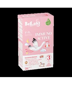 Смесь Беллакт Immuno Аctive 3 c бифидобактериями, 400г