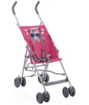 "Детская коляска ""Lorelli"" Flash Pink Kitty"
