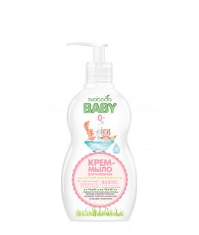 Крем-мыло жидкое Svoboda baby для младенца 250мл