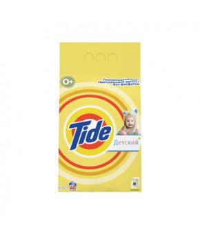 Стиральный порошок Tide детский Color 6кг 0+