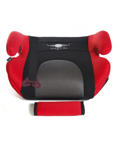 Автокресло Martin noir Yoga цвет Red time (22-36кг)