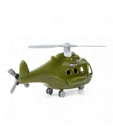 Вертолёт Полесье Альфа военный в коробке