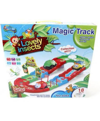 Гоночный трек Magic track Lovely insects
