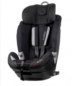 Автокресло Coletto Impero Isofix Black (9-36кг)