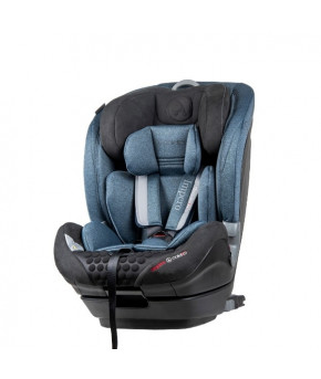 Автокресло Coletto Impero Isofix Navy (9-36кг)