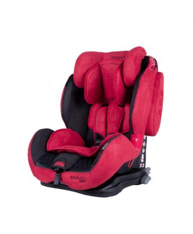 Автокресло Coletto Sportivo Isofix Red 2019 (9-36кг)