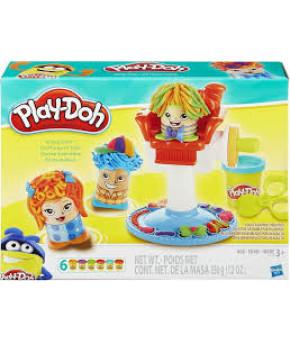 Набор Play Doh Сумасшедшие прически 3+