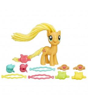 Игровой набор Полесье My Little Pony Пони с праздничными прическами