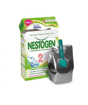 Смесь Nestle Nestogen 2 молочная 700г