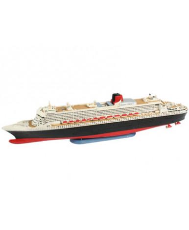 Набор со сборной моделью Revell Океанский лайнер Queen Mary 2 (1:1200)