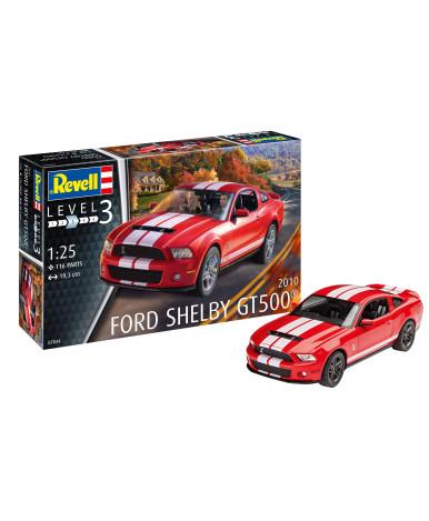 Набор со сборной моделью Revell Автомобиль Ford Shelby GT 500 (1:25)