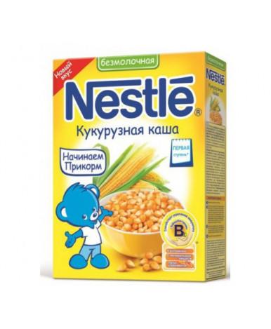 Каша Nestle кукурузная безмолочная 200г