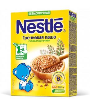 Каша Nestle гречневая гипоаллергенная безмолочная 200г