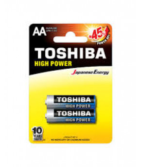 Батарейка TOSHIBA LR03GCP BP-4 High Power Alkaline