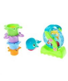 Игрушка для купания Baby mix, пластиковая рыбки