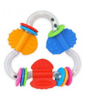 Пластиковая погремушка BabyMix