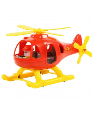 Вертолёт Полесье Шмель (в сеточке)