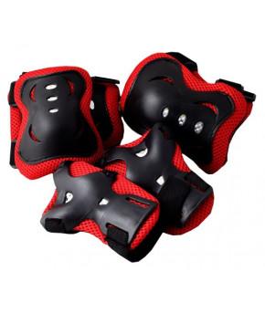 Комплект защиты для роликовых коньков H1263