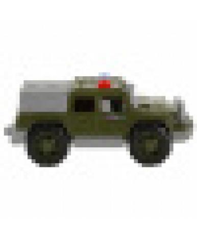 Автомобиль-джип Полесье патрульный Защитник  №1 военный
