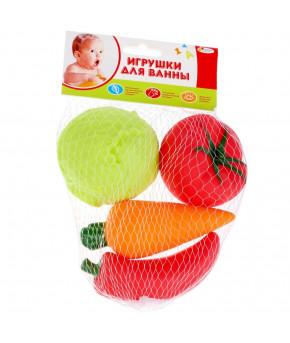 Набор игрушек Овощи
