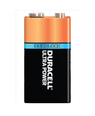 Батарейки Duracell Turbo Max 9V 6LR61 1шт